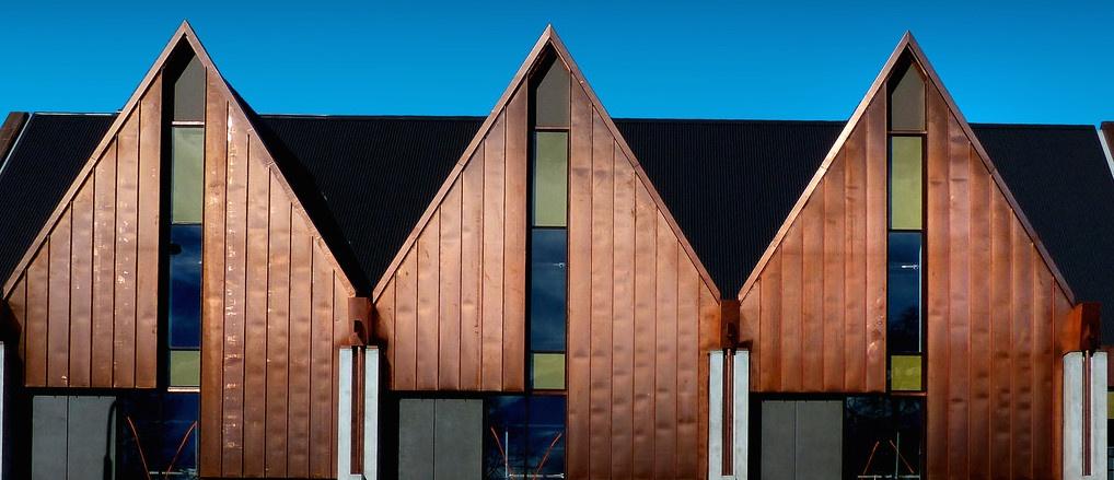 non-ferrous architectural metalwork