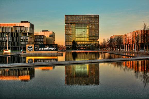 Q1 Building, ThyssenKrupp Quarter