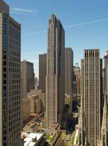 dahlstrom architectural mouldings - rockefeller center