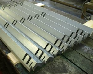 roll forming manufacturer - Holes, Notches, and Tabs