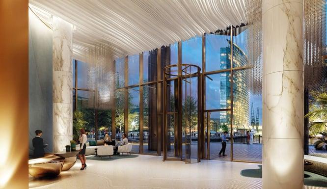 Spire-London-Lobby