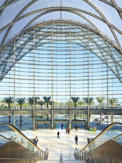 Anaheim Regional Transportation Intermodal Center (ARTIC)