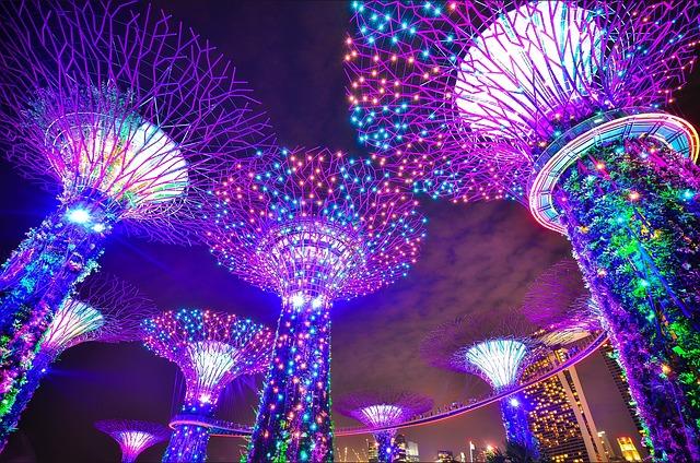 aesthetic architecture examples singapore