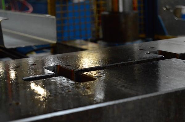 custom metal bending services | metal trim molding