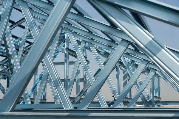 galvanized steel vs. stainless steel in interior design