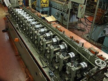 roll forming tooling design