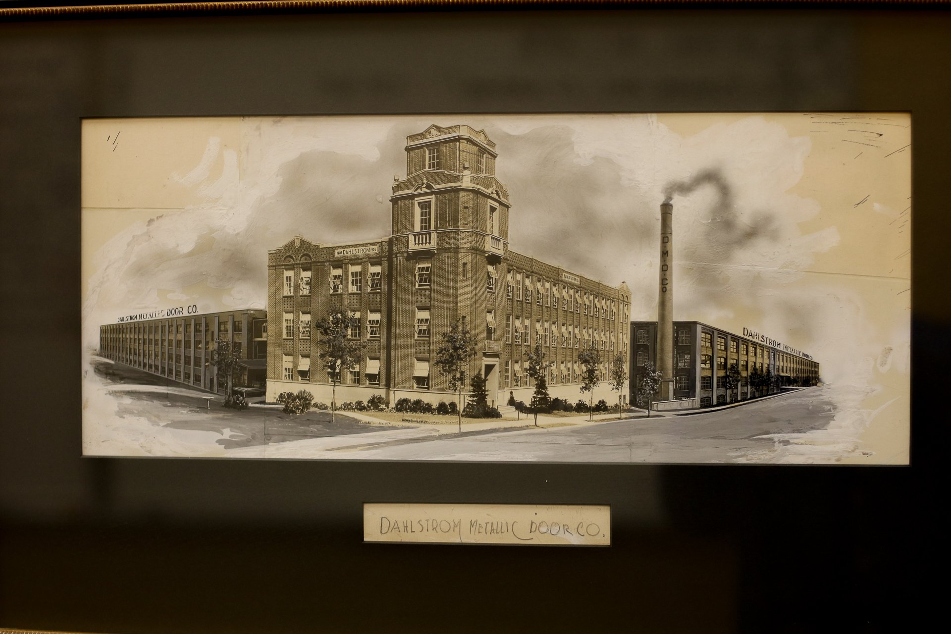 Dahlstrom Roll Form Company Turns 115 Years Old