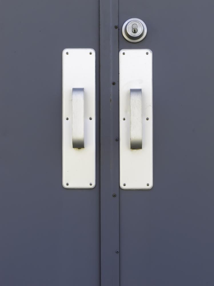 Steel Doors in Industrial & Commercial Use