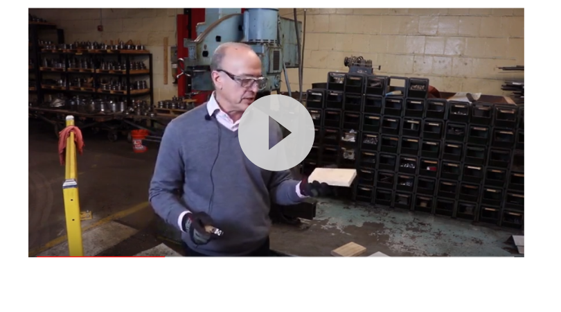 VIDEO: Wood Vs. Architectural Metal Mouldings Part 2 - Scrape Test