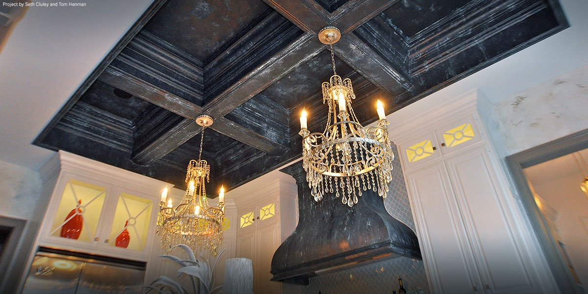 4 Elegant Mouldings and Finishing Ideas in Copper, Bronze & Brass