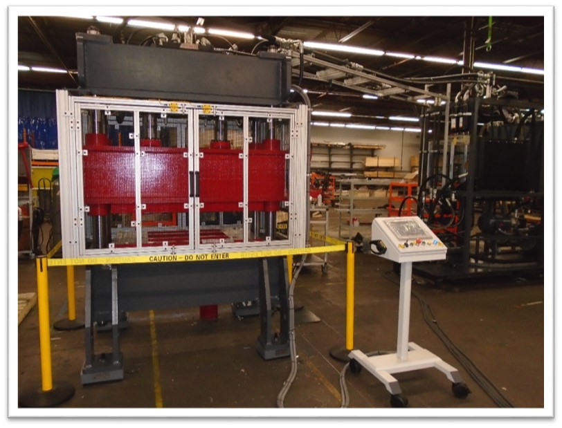 New High-Speed Hydraulic Press Cuts Your Roll Forming Costs