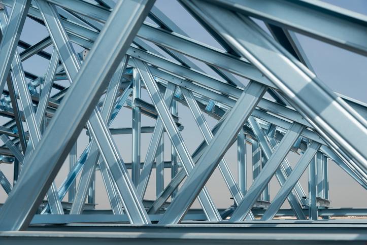 Galvanized Steel Vs. Stainless Steel in Architecture & Interior Design