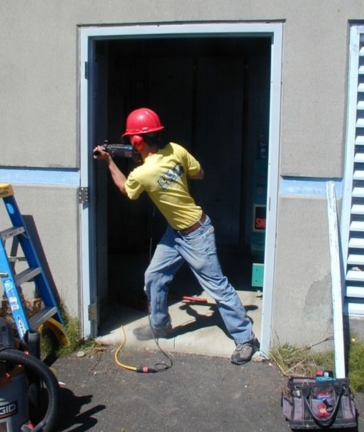 How Steel Doors and Frames: Peeling Back the Manufacturing Process